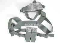 London Bridge Trading ACU Left Hand Universal Shoulder Holster - LBT-0370A LH - NEW - USA Made