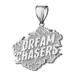 DREAM CHASERS Sterling Silver Pendant
