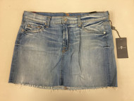 7 For All Mankind Jean Skirts Size 30 AU9088751