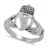 Claddagh Ring Stainless Steel