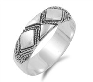 Sterling Silver 925 Designer Ring