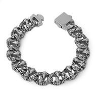 Dragon's Claw Biker Bracelet Stainles Steel Size 9