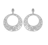 Stainles Steel Earrings 50MM