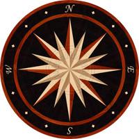 "Sailors Wheel - Eclipse 28"" (Paduak)"