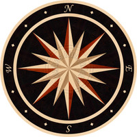 "Sailors Wheel - Eclipse 48"" (Maple)"