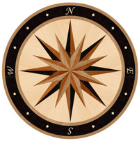 Sailors Wheel - New Dawn 36""