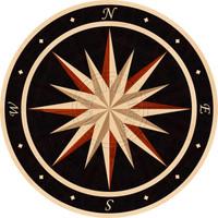 "Sailors Wheel - Eclipse 74"" (Maple)"
