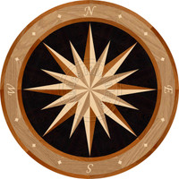 Sailors Wheel - Portal 48""