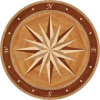 Sailors Wheel 74""