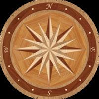 """Sailors Wheel 36"""""""