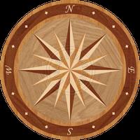 "Sailors Wheel II - 74"""