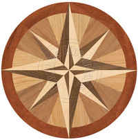 "Stella Compass Cherry59"""