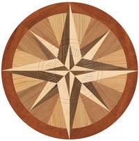 "Stella Compass Cherry 36"""