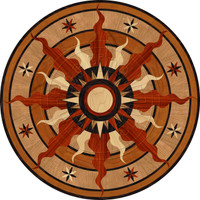 """Sundial 36"""""""