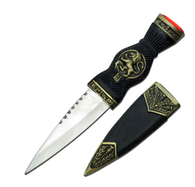 Mid Evil Athame knife With Lion
