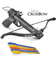 50 LB PISTOL CROSSBOW