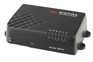 Sierra Wireless AirLink® MP70 High Performance LTE Vehicle Router