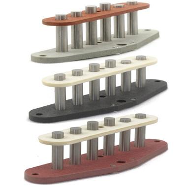 Two Tone Stratocaster Style pickup Bobbin Kit, Stratocaster Pickup