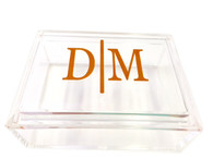 Acrylic Beveled Box