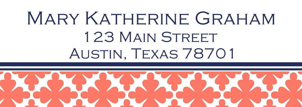 Recruitment Address Labels (pack of 12)