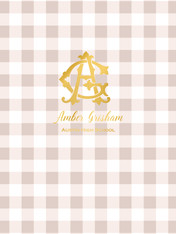 Monogram Chic Recruitment Folder