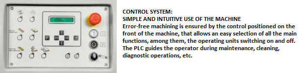 ME 35 control system