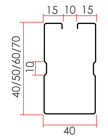 C CHANNEL (CROSS & SLANTING BAR) ROLL FORMING MACHINE