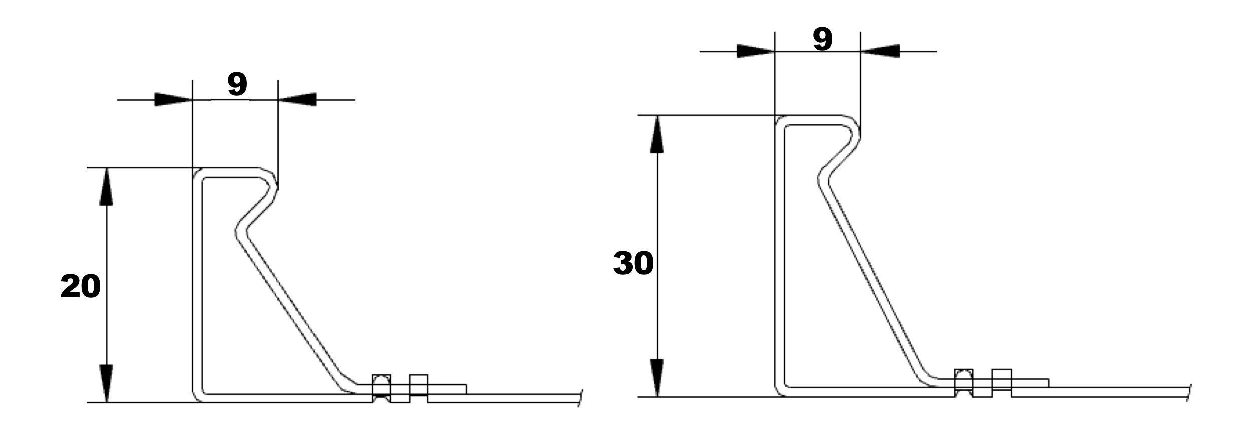 GDF Flange Drawing