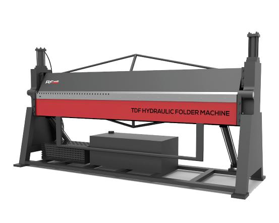 WSY-1.5X2050A TDF- TDF Hyd. Folding Machine
