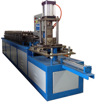 ROLL FORMING LINE FOR FURRING CHANNEL