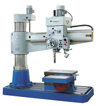 FREQUENCY CONVERSION RADIAL DRILLING MACHINE