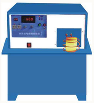 CRYSTAL TYPE HIGH FREQUENCY INDUCTION HEATING MACHINE