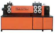 GT4-14- AUTOMATIC STEEL BAR STRAIGTHENING AND CUTTING MACHINE