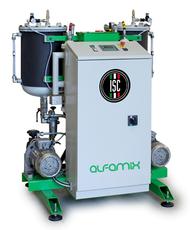 ALFAMIX SERIES - HIGH PRESSURE FOAMING MACHINE