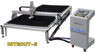 INTECUT S - TABLE CNC CUTTING MACHINE MADE IN CHINA BY HUGONG
