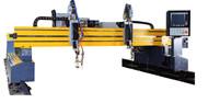 GSII-4500(Z) D - HEAVY GANTRY PLASMA MACHINE MADE IN CHINA BY HUGONG