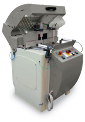 LUNA 450-SINGLE HEAD RISING UP CUTTING OFF MACHINE FOR ALUMINUM MADE IN ITALY MY MEPAL