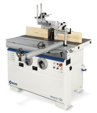 TI 105 NOVA - MANUAL TILT TABLE SPINDLE MOULDER