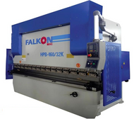 HYDRAULIC PRESS BRAKE MACHINE MADE IN CHINA BY FALKONMAC (LAROSA)