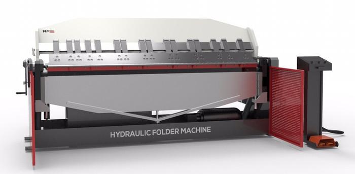 HP SERIES - HYDRAULIC FOLDING MACHINE MADE IN CHINA BY FALKONMAC