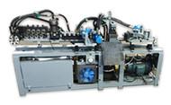 POST TENSION HYDRAULIC AUTOMATIC BAR CHAIR MACHINE