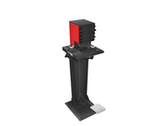 Q11-1.5X80- Foot Power Notching Machine