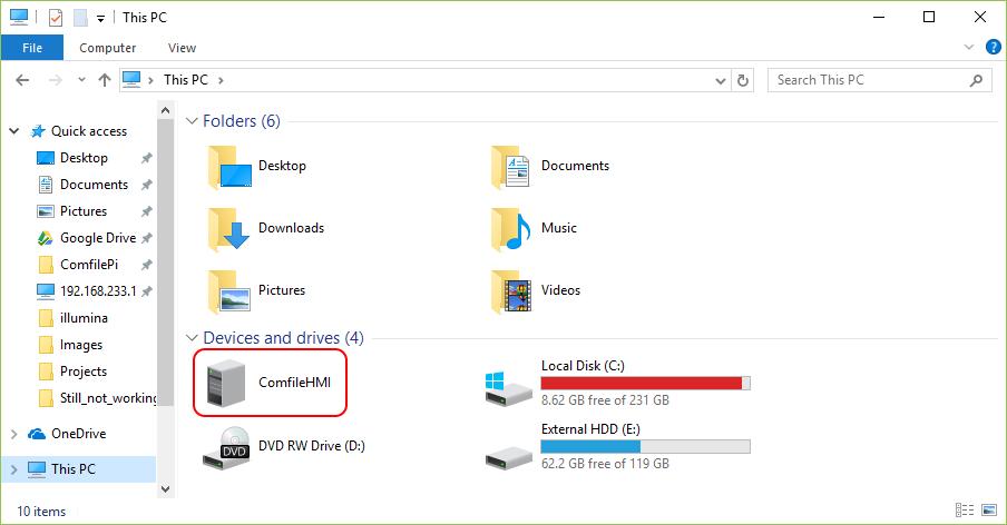 Windows 10 Creators Update & Windows Mobile Device Center