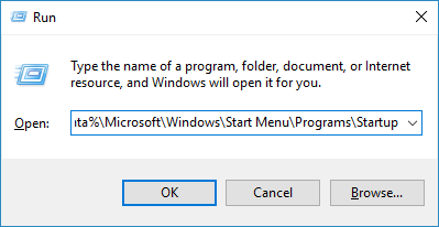 How to start a program automatically in Windows 10 - COMFILE Technology