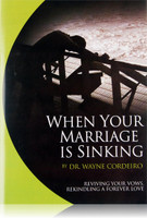 When Your Marriage is Sinking (Booklet)