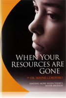 When Your Resources are Gone Booklet