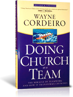 Doing Church as a Team (Paperback)