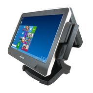 "POSLAB WavePOS 88 15.6"" All In One Touch Screen POS/ Including Card Reader ( MSR )"