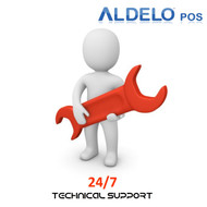 1 Yr. of Aldelo Technical Support with Upgrades - Per Site
