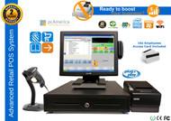 Advanced Supermarket POS System
